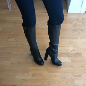 Tory Burch Shoes - Tory Burch Sullivan Tall Boots